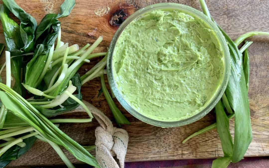 Rezept Bärlauch Butter & Bärlauch Pesto